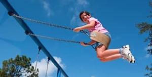 child-swing