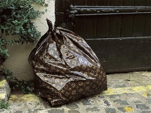 Fake designer bags belong in the trash, not your consignment shop.