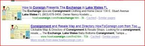 The Exchange at HTC....#3 on GOOGLE!