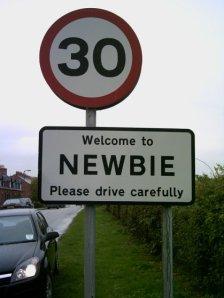handling newbies carefully