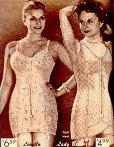 old fashioned undies