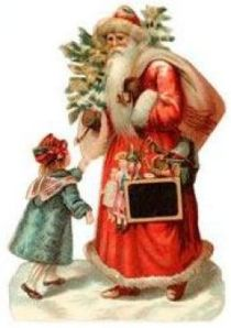 stnick and girl