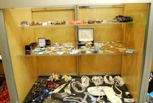 You can do SO much more with your jewelry displays.