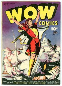 superhero comic wikipedia