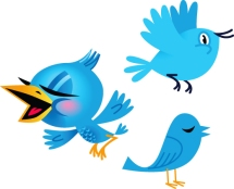 Yappy birds. Did I say that? What I meant was sweet little tweets.