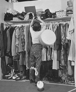 Once she gets into that closet, you need to make it easy for her to consign