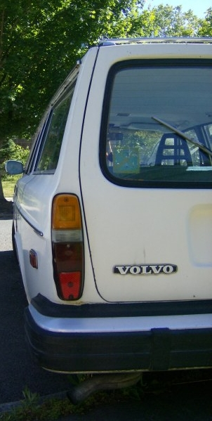 I loved my Volvo. I miss it.