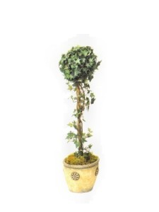topiary tree-let