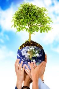 Resalers can raise eco-awareness