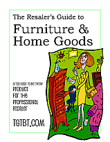 Sell hard goods in your consignment or resale shop? Fun, isn't it? And oh so challenging...