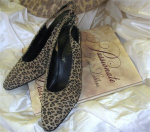 Love the idea of an evocative title paired up with some great shoes!