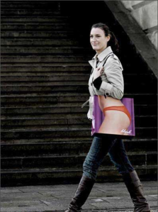 Kate takes you shopping with her