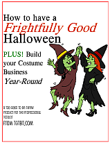 Consignment, resale, and thrift shops can THRIVE at Hallowe'en!