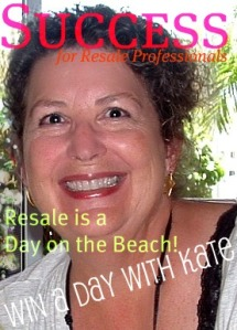 Win a Day with Kate Holmes of TGtbT.com at the NARTS Conference Auction!
