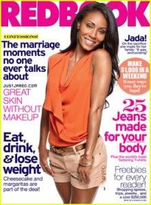 Don't you LOVE Jada PInkett Smith? I do!