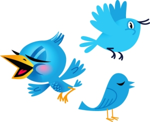 Twitter tweets and retweets can improve your consignment business