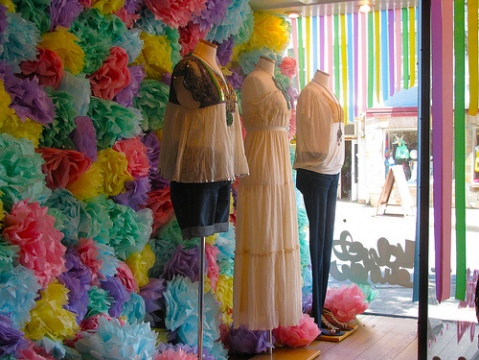 100 years of window displays what s in yours today for Boutique window display ideas
