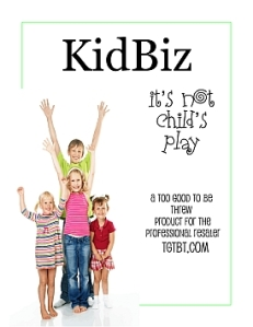 KIdBIz for Consignment & Resale Shops