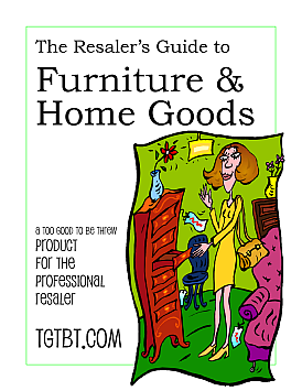 The Resaler's Guide to Furniture & Home Goods
