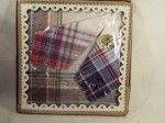 Vintage Father's Day handkerchiefs