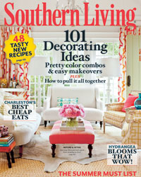 Click for May 2012 articles from Southern Living
