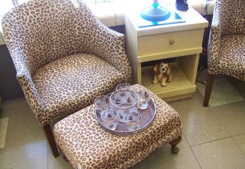 Merchandising for consignment furniture stores