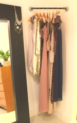 Make room in your consignment dresing room