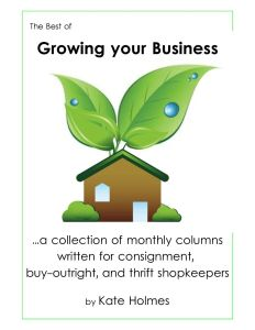 The Best of Growing your Business by Kate Holmes