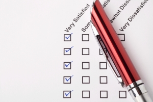 Do a customer survey to improve your consignment, resale or thrift shop