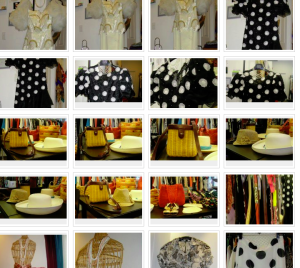 Don't post every single pic from your consignment shop