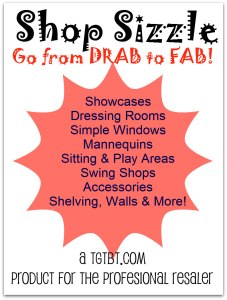 Shop Sizzle: From Drab to FAB! at TGtbT.com
