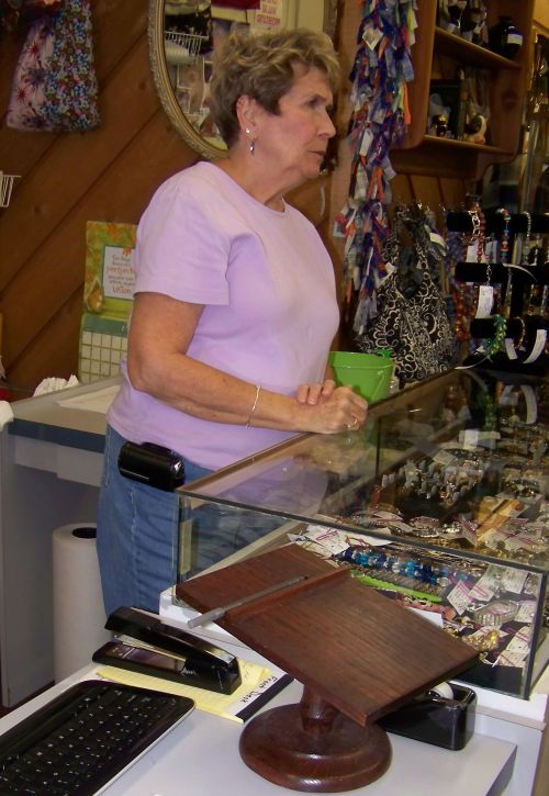 Consignment shops are experts at finding solutions!
