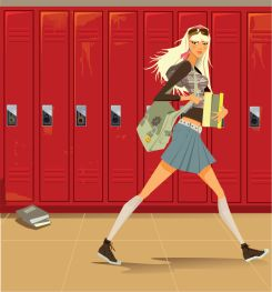 Back to School is an important selling period in consignment and resale shops