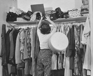 Clean your business closet too, urges Too Good to be Threw