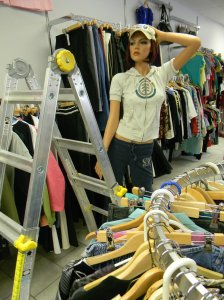 She works hard for her money, says this Canadian consignment shop