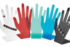 Hands for display and for thank-you gifts, says TGtbT.com