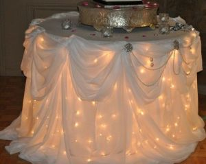 Add twinkle lights to displays in your consignment shop, suggests TGtbT.com, if you want to stand out from the crowd.