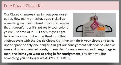 A consignment shop idea from the TGtbT.com blog