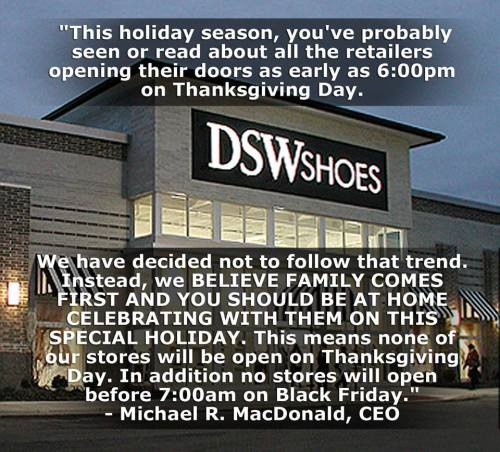 boycott black Thursday
