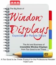 The Big Book of Window Displays, a TGtbT.com Product!