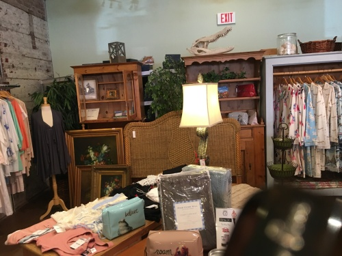 Learn a Lot: Creating a Back Room in your Resale Shop