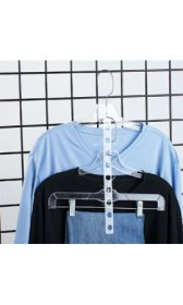 When your resale shop's running out of rack space, go vertical, suggests Auntie Kate of TGtbT.com in this blog entry