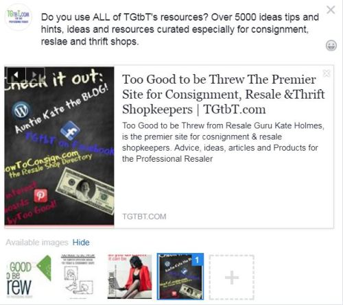 TGtbT says your web site is a gift to yourself