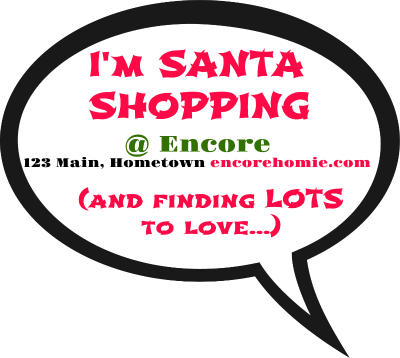 I'm Santa Shopping! A suggestion from TGtbT.blog