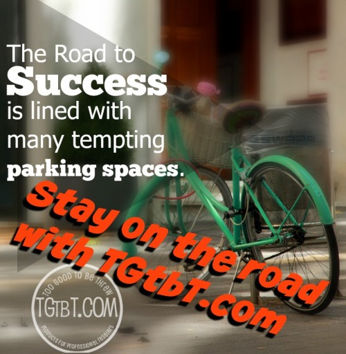 Stay on the Rad to Success with TGtbT.com's Publications for the Professional Resaler