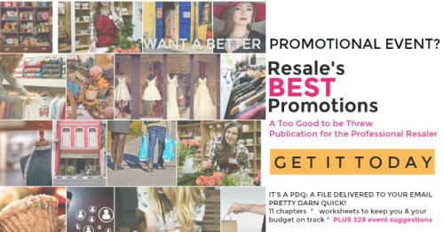resales best promotions