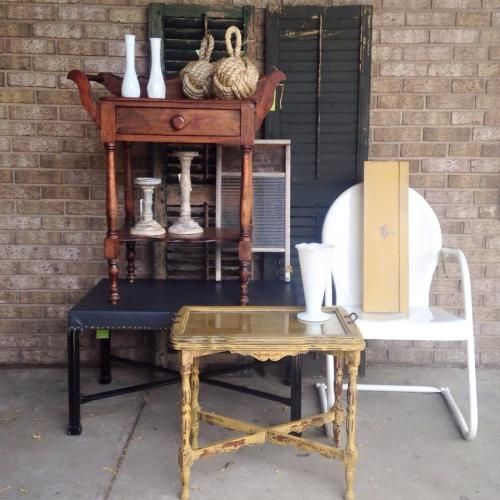 Home furnishings the consignment way