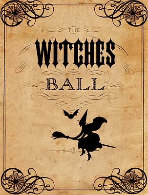 Have a Witches' Ball resale promo!