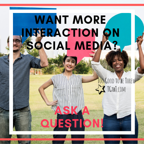 want mote interaction on social media? TGtbT.com tells you how