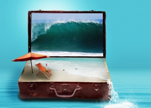 What dream vacation would you be packing for asks TGtbT.blog